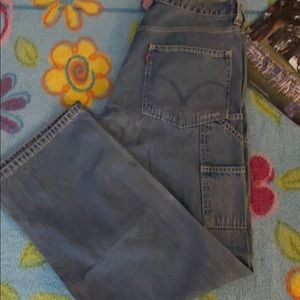 Men's Levi Carpenter Jeans 😎
